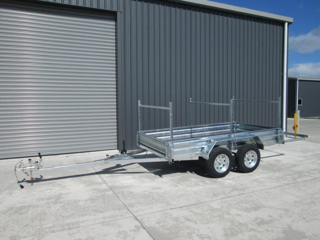 tradesmens trailer