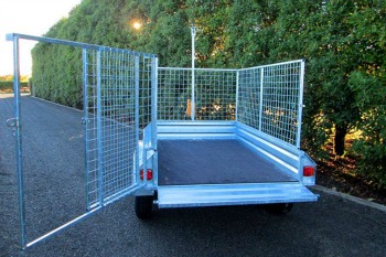 swing gate trailer crate nz