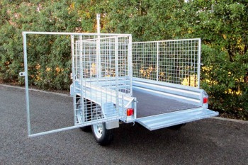 trailer crate levin