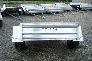 quad bike trailer levin