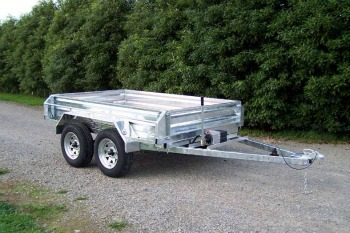 hydraulic tipper trailer new zealand