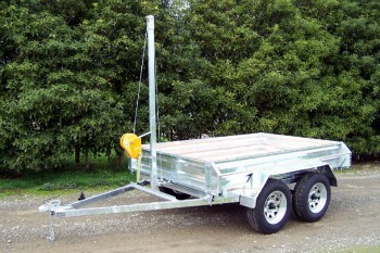 winch trailer north island